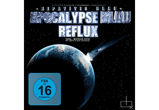 Hepatitis Blau - Apocalypse Blau Reflux  - (CD + DVD Video)