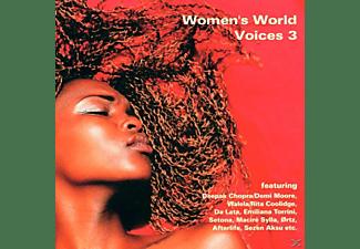 VARIOUS - Women's World Voices Vol.3  - (CD)
