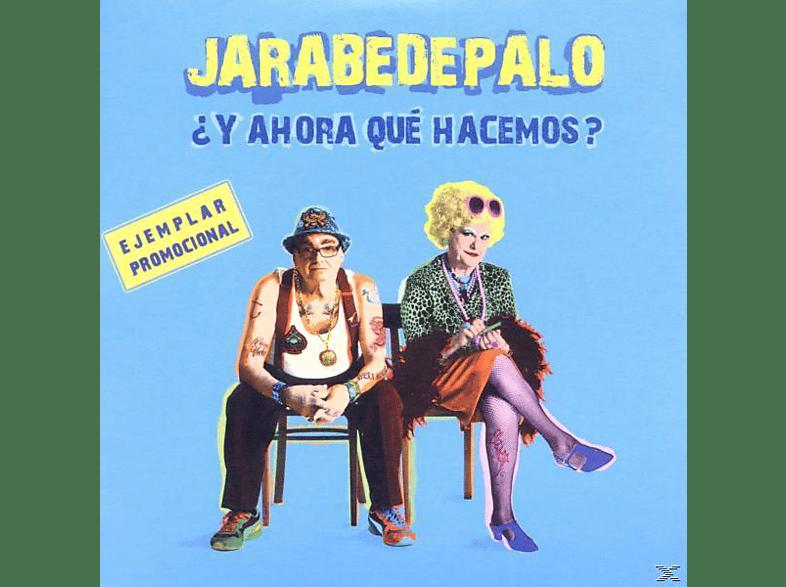 Jarabe de Palo - Y Ahora Que Hacemos? [CD]