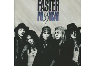 Faster Pussycat - Faster Pussycat (Lim.Collector's Edition)  - (CD)