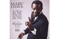 Marv Johnson - I'll Pick A Rose For My Rose-Complete Motown Recor [CD]