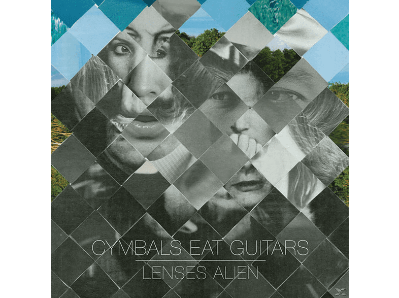 Cymbals Eat Guitars - Lenses Alien [CD]