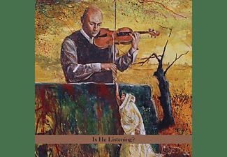 Koby Israelite - Is He Listening?  - (CD)