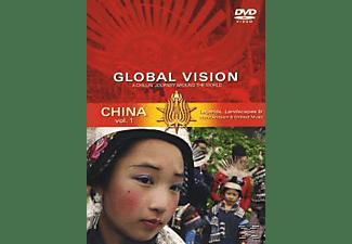 - Global Vision China Vol.1  - (DVD)