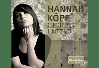 Hannah Koepf - Stories Untold  - (CD)