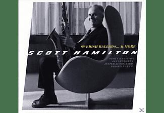 Hamilton/Lundgren/Lundgaard/Leth - Scott Hamilton-Swedish Ballads...& more  - (CD)