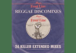 VARIOUS - Front Line Presents Reggae Discomixes  - (CD)