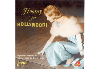 VARIOUS - HOORAY FOR HOLLYWOOD  - (CD)