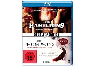 The Hamiltons & The Thompsons - (Blu-ray)