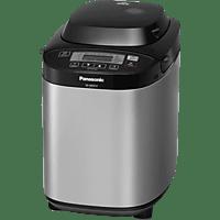PANASONIC SD-ZB2512 (Brotbackautomat, 550 Watt, Edelstahl)