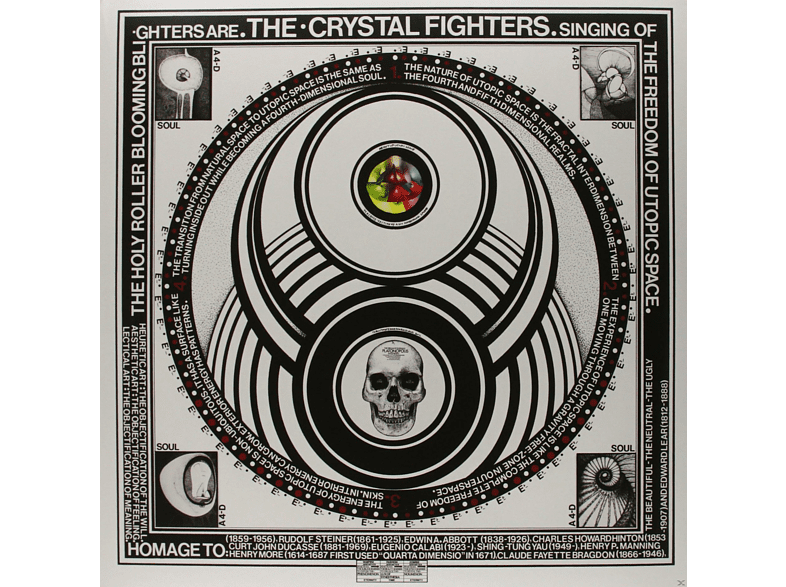 Crystal Fighters - Cave Rave [LP + Bonus-CD]
