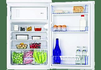 BEKO TSE 1284 Kühlschrank (93 kWh/Jahr, 840 mm hoch, Weiß)