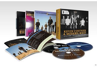 Kevin Costner, Modern West - Collector's Package-Untold Truths/Turn It On/  - (CD)