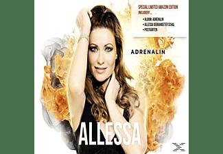 Allessa - Adrenalin (Special Limited Edition)  - (CD)