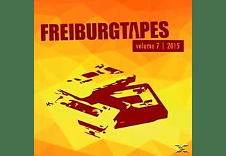 VARIOUS - Freiburg Tapes Vol.7  - (CD)