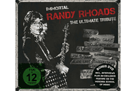 VARIOUS - Immortal Randy Rhoads-Ultimate Tribute [CD + DVD Video]