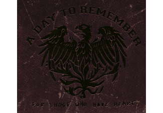 A Day To Remember - For Those Who Have Heart (Re-Release) - (CD + DVD Video)