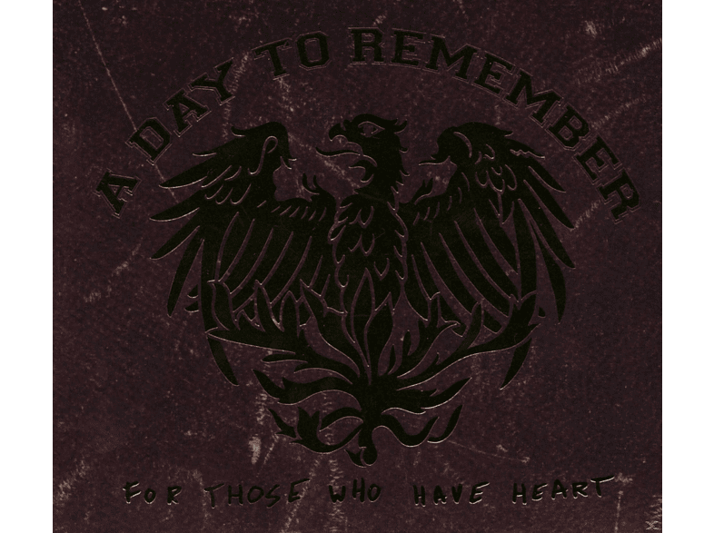 A Day To Remember - For Those Who Have Heart (Re-Release) [CD + DVD Video]