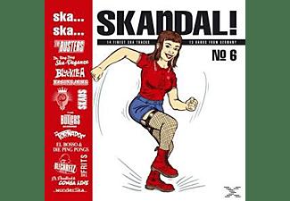 VARIOUS - Ska, Ska, Skandal No.6  - (CD)