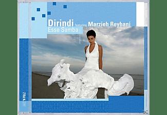 VARIOUS, Dirindi Ft.Marzieh Reyhani - ESSE SAMBA  - (CD)