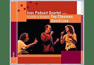 IVAN-QUARTET-FT.FAY CLAASSEN Paduart, Ivan-Quartet-Ft.Fay Claassen & David L Paduart - IN EXILE OF DREAMS  - (CD)