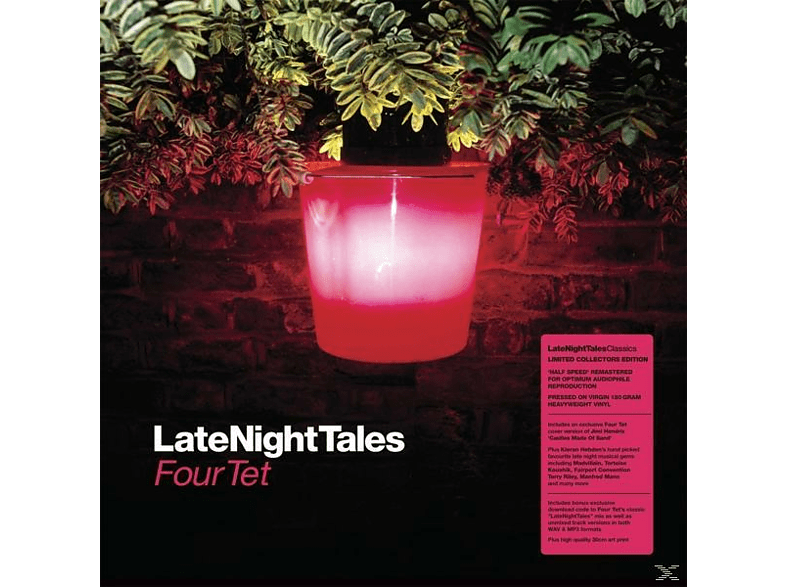 Four Tet - Late Night Tales (2lp+Mp3/180g) [Vinyl]