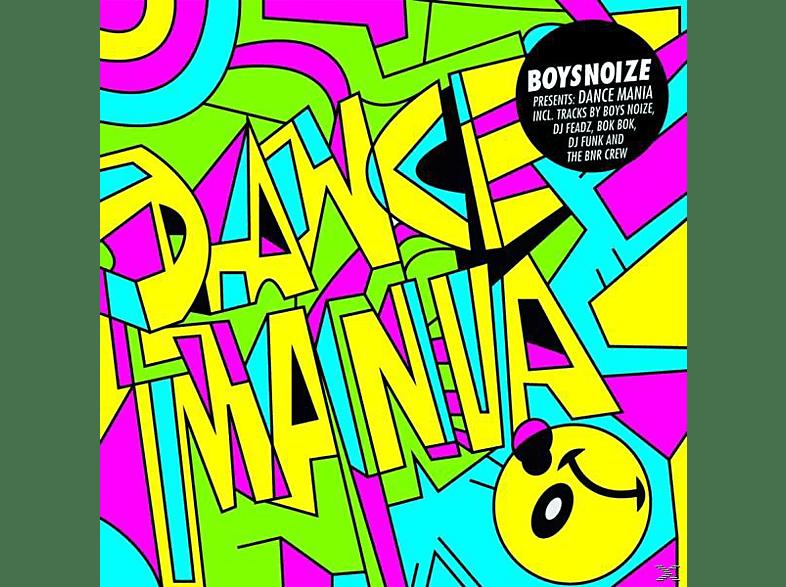 VARIOUS - Boysnoize Pres. A Tribute To Dance Mania [LP + Bonus-CD]