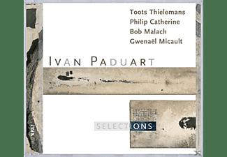PADUART, IVAN FT. THIELEMANS, CATHE, Paduart,Ivan Ft.Thielemans,Catherine,Malach & - Selections  - (CD)