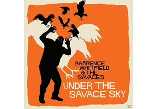 Barrence Whitfield, The Savages - Under The Savage Sky  - (CD)