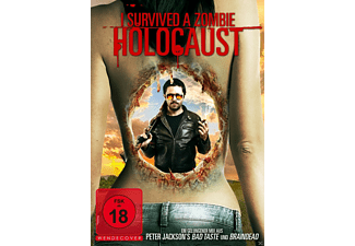 I Survived A Zombie Holocaust - (DVD)