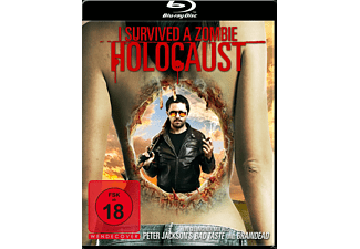 I Survived A Zombie Holocaust - (Blu-ray)