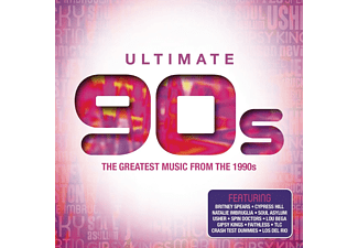 VARIOUS - Ultimate... 90s  - (CD)