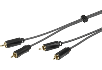 VIVANCO S&I RCA-kabel hane 1.5 m