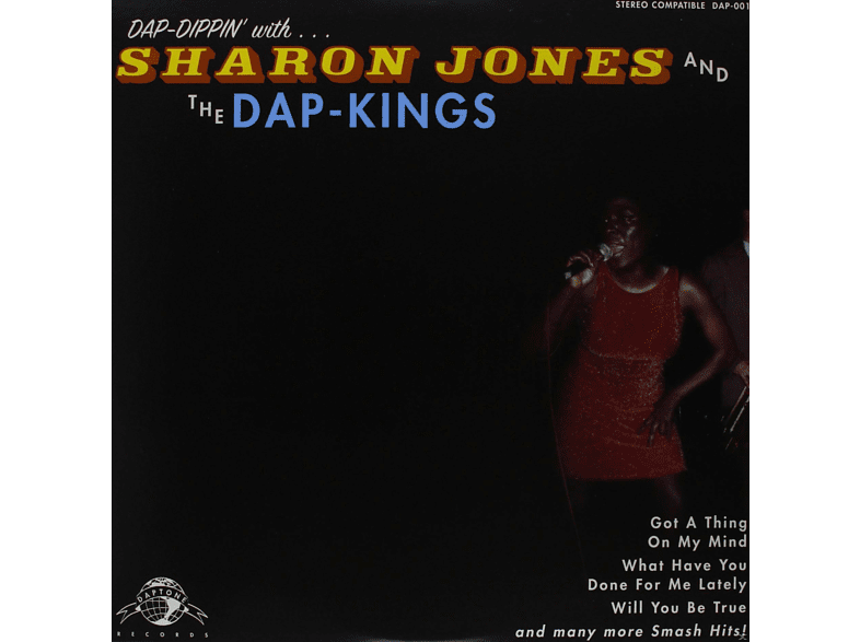 Sharon Jones And The Dap-kings - Dap-Dippin' With... [LP + Download]