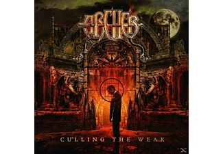 Archer - Culling The Weak (Digipak) - (CD)