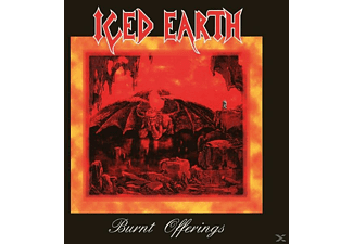 Iced Earth - Burnt Offerings (Re-Issue 2015) - (CD)