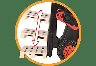 BIG 800056580 Spielzeugstapler Rot