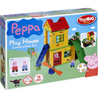 BIG 800057076 Bloxx Peppa Play House, Bunt