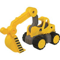 BIG 800056835 Power Worker Bagger, Gelb