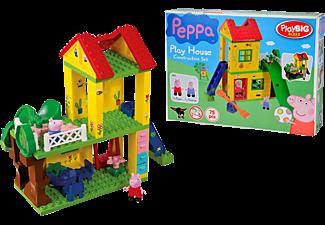BIG 800057076 Bloxx Peppa Play House Bunt