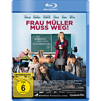 Frau Müller muss weg! Blu-ray