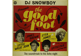 VARIOUS - The Good Foot: The Soundtrack To His Soho Night  - (Vinyl)