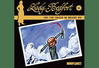 Lady Bedfort - Die Leiche Im Ewigen Eis (82)  - (CD)