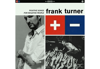 Frank Turner - Positive Songs For Negative People  - (CD)