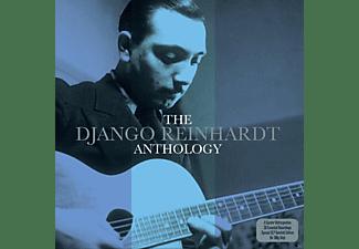 Django Reinhardt - ANTHOLOGY  - (Vinyl)