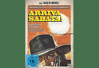 Arriva Garringo - Galgenv DVD
