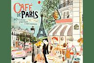 VARIOUS - Cafe De Paris [CD]