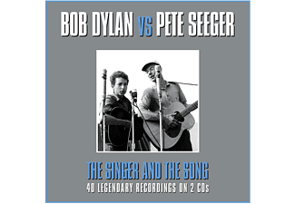 Bob Dylan, Pete Seeger - The Singer And The Song  - (CD)