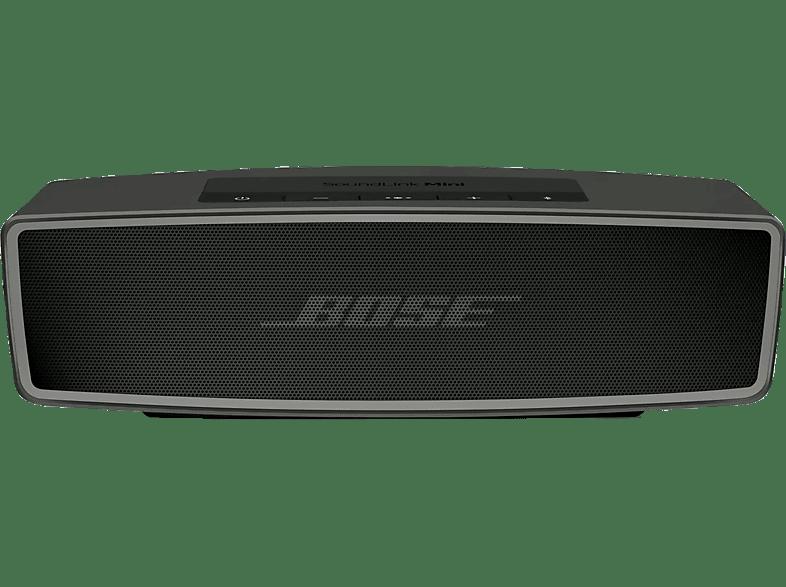 BOSE SoundLink Mini Bluetooth speaker II Bluetooth Lautsprecher, Carbon