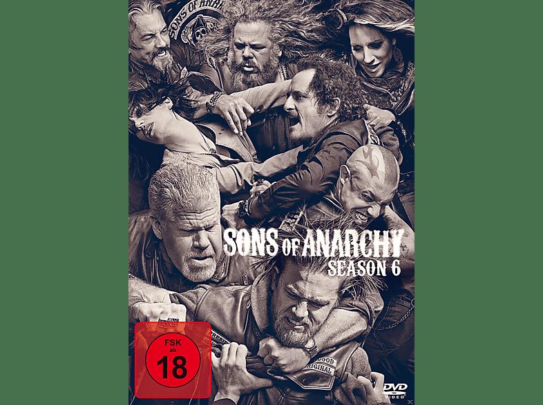 Sons Of Anarchy - Staffel 6 [DVD]